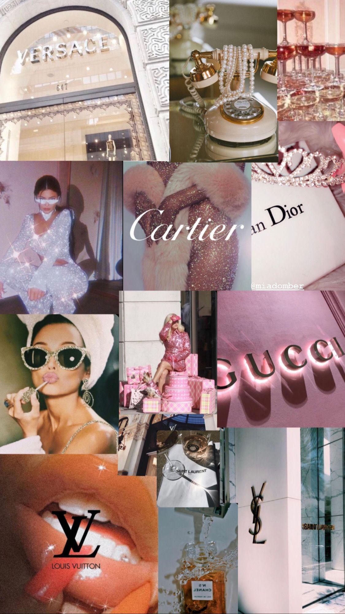 Wallpaper Gucci Vogue Dior Iphone Wallpaper Tumblr Aesthetic Aesthetic Desktop Wallpaper Aesthetic Iphone Wallpaper