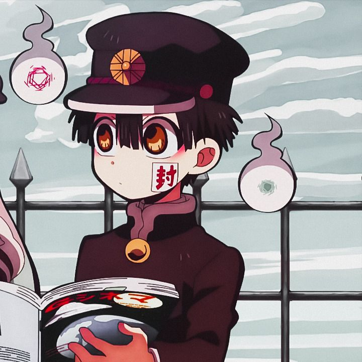 Photo of Jibaku Shounen Hanako-kun discovered by K光★彡 on We Heart It