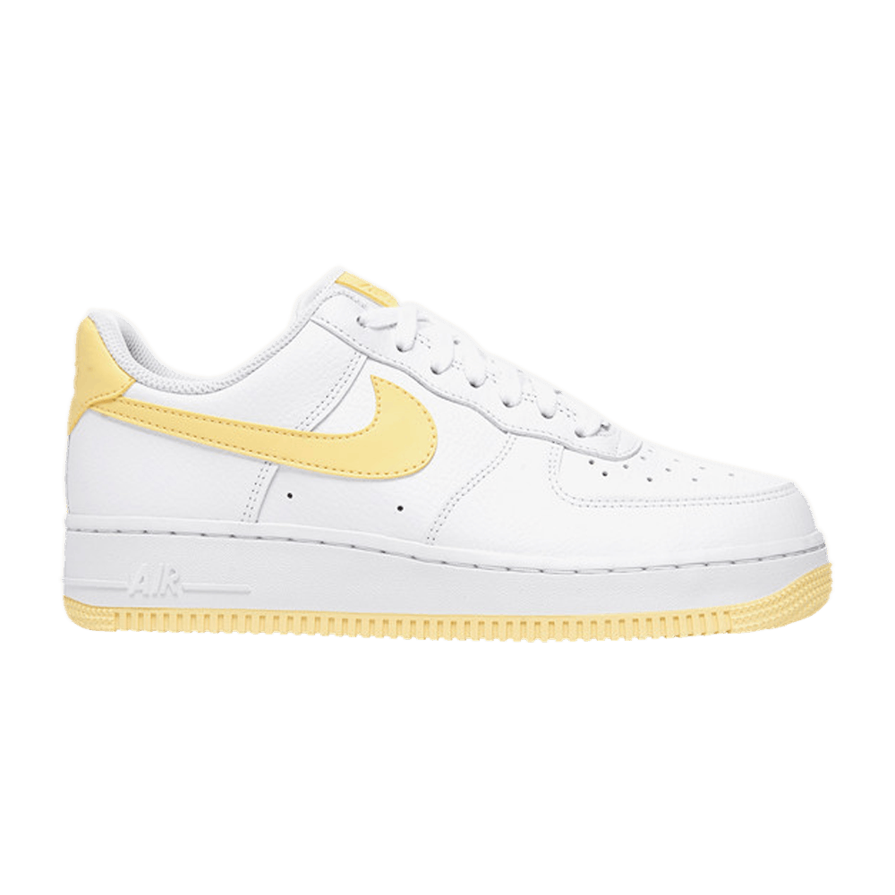 Source By Ellamissell Air Air Force 1 Yellow Bicycle Force Wmns Yellow Nike Shoes Air Force Nike Air Shoes Custom Nike Shoes
