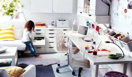Kids work space