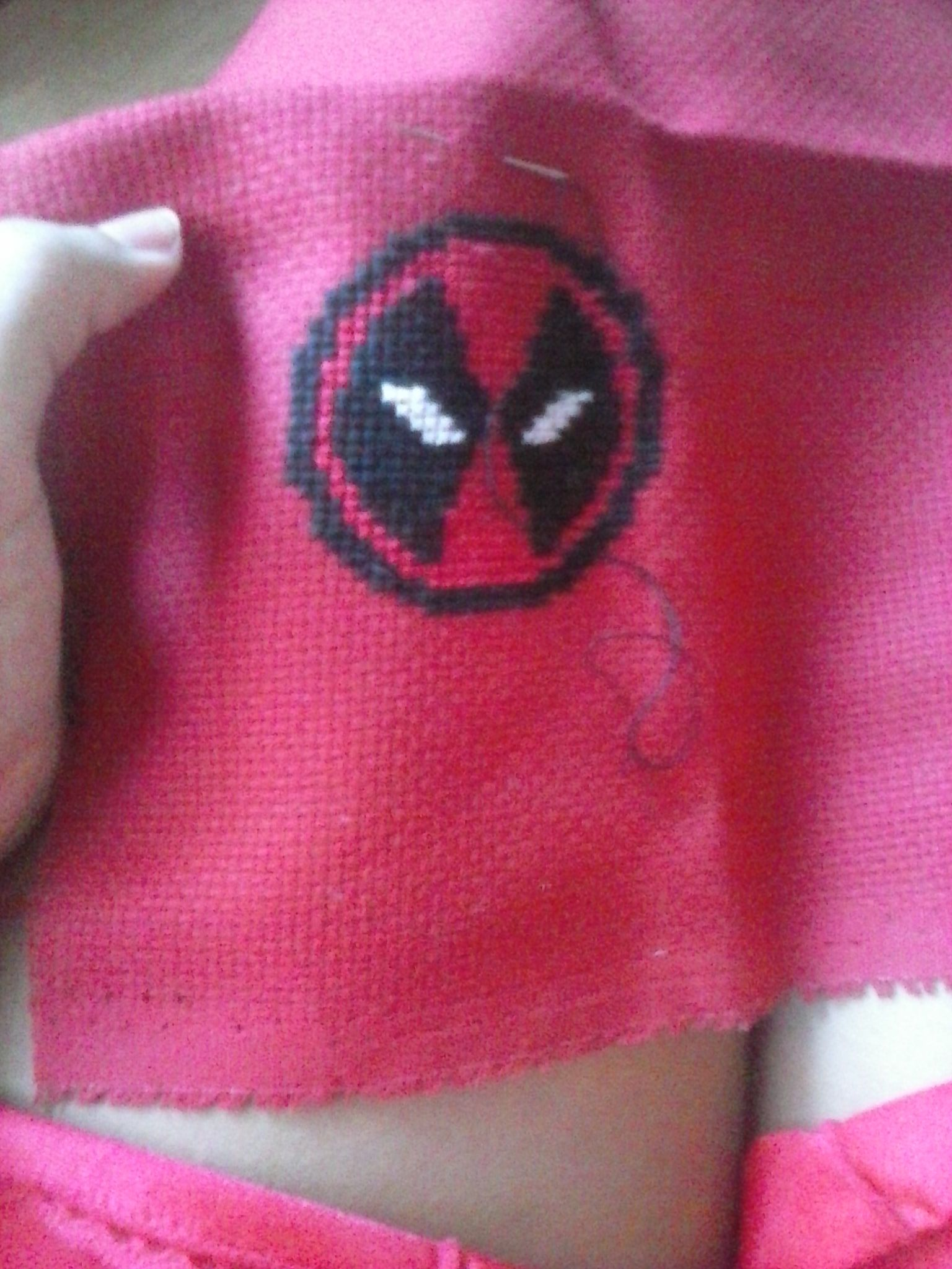 Deadpool handmade by me pinterest deadpool
