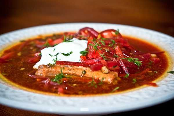 Beet Soup | Свекольный суп, Рецепты супов и Овощной суп
