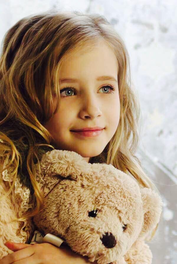 Beauty Beautiful Little Girls Cute Little Girls Portrait Girl