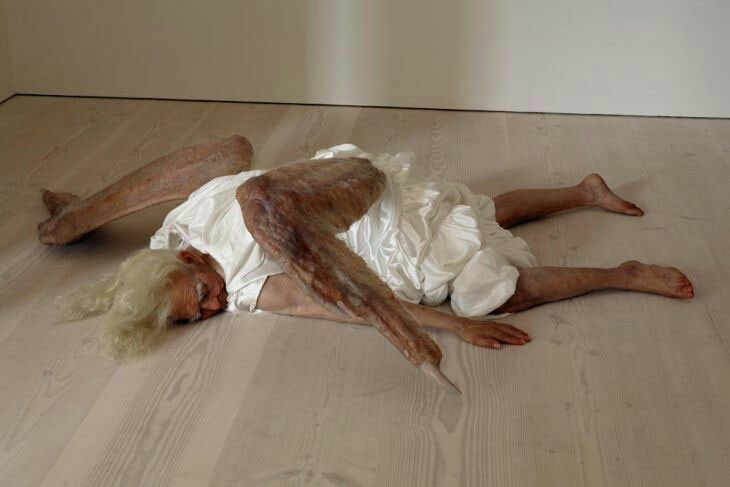 Fallen Angel, Sun Yuan & Peng Yu (2008)