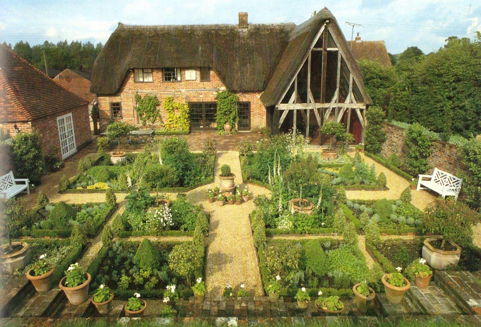 Pin von Hanna auf Kitchen Garden, Potager, Dooryard Garden ...