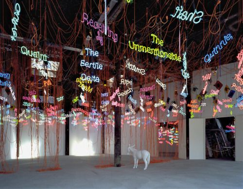 Jason Rhoades  Untitled (From the body of work: My Madinah: in pursuit of my ermitage…)  2004  @Art Basel 2011