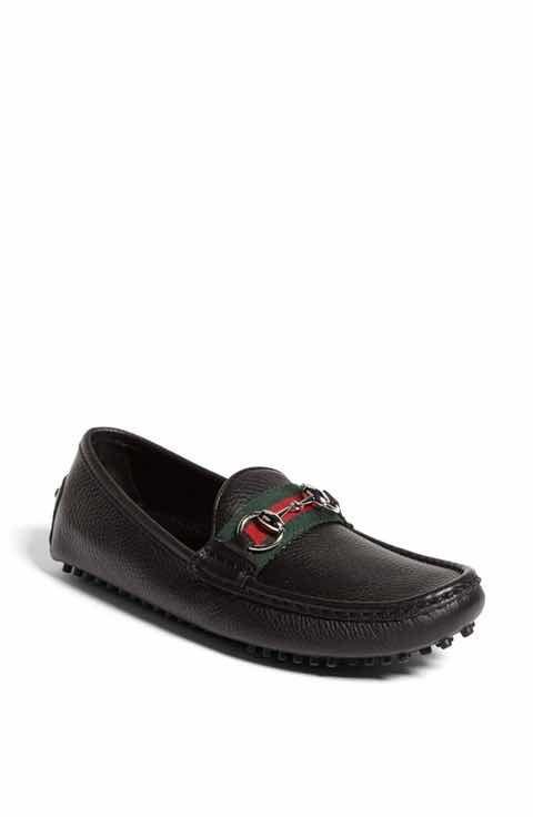 e9b5bf9ffea Gucci Damo Driving Loafer (Women)