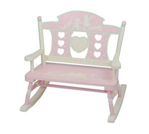 Fine How Cute Rocking Bench Kids Kids Furniture Baby Creativecarmelina Interior Chair Design Creativecarmelinacom