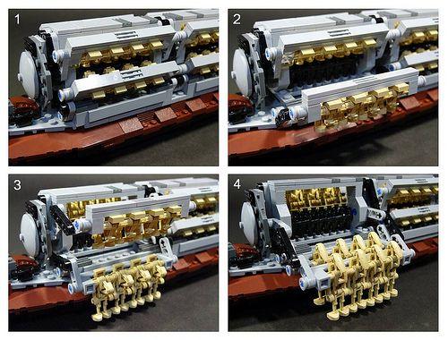 Afbeeldingsresultaat Voor Lego Star Wars Droid Transporter Lego