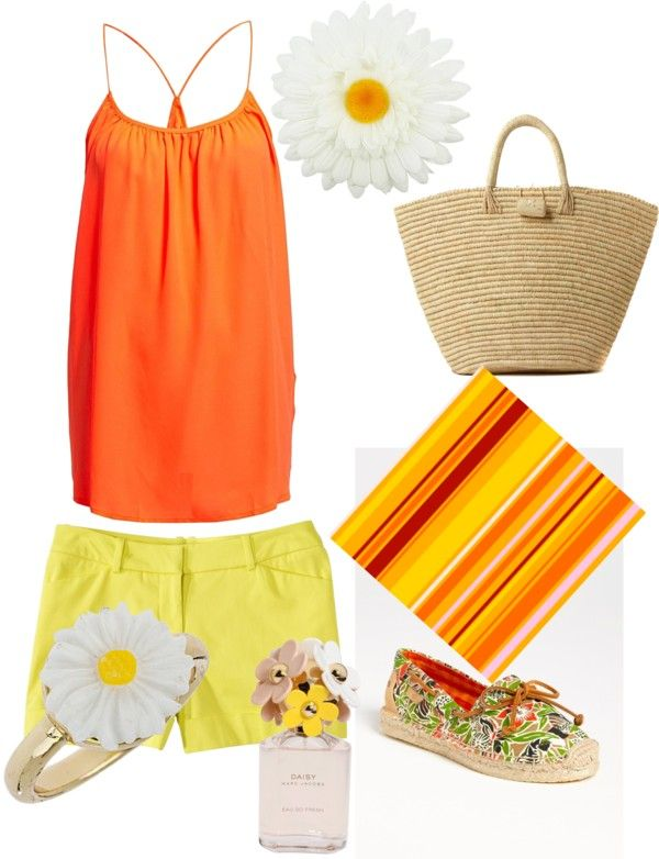 """Daisy"" by kathy-tevepaugh on Polyvore"
