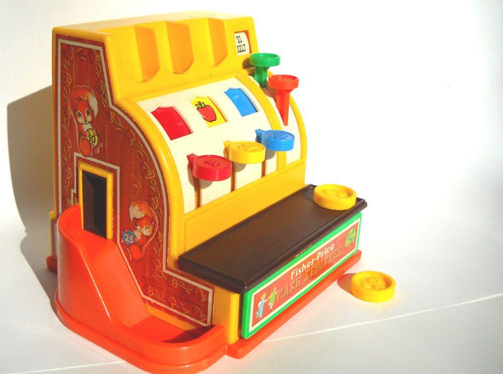 vintage toys fisher price
