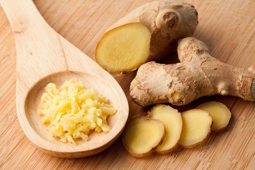 Macérat huileux au gingembre contre l'alopécie de traction