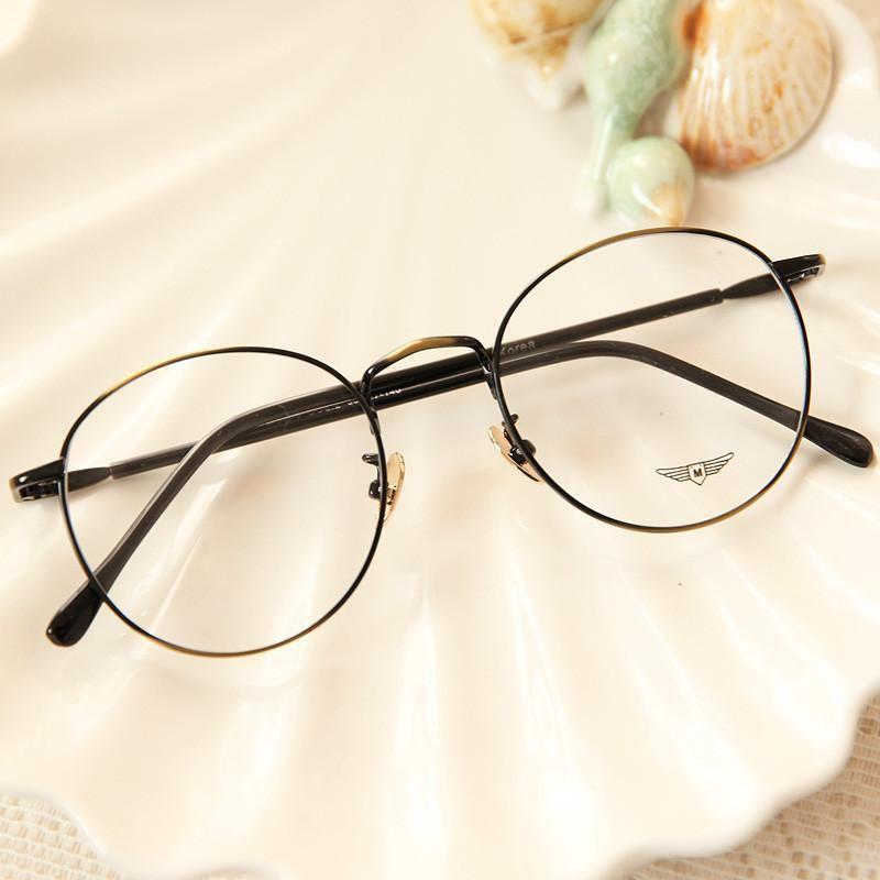 Vintage Candy Round Glasses Ad0024 Fashion Eye Glasses Womens Glasses Frames Glasses Fashion