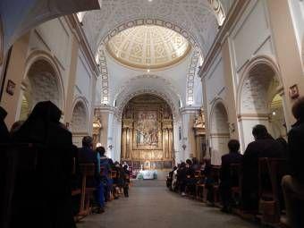 """""""Hoy mi corazón está en Ávila"""", dice Papa Francisco en Centenario de Santa Teresa de Jesús - Orden Franciscana Seglar en México"""