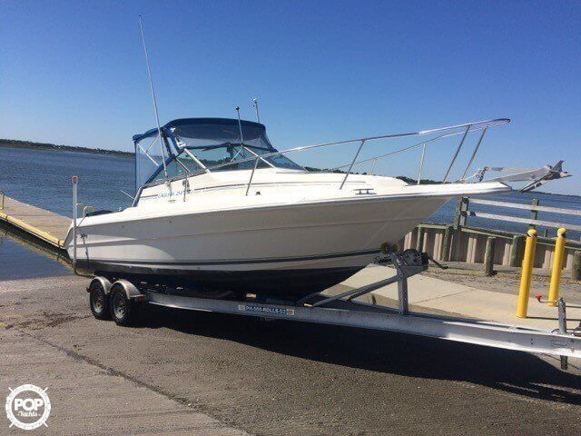 Very good condition, new replacements, great boat for