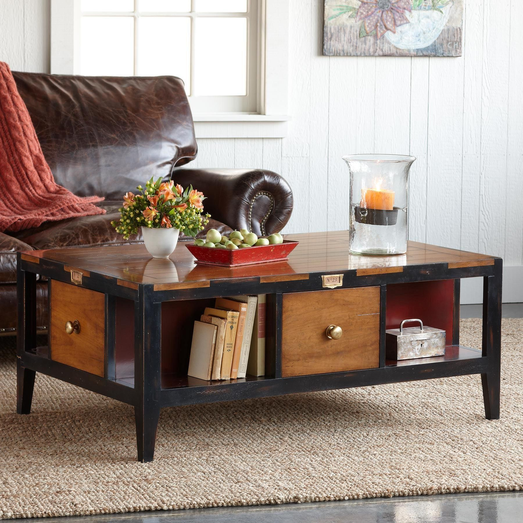 Ordinaire DRAPER COFFEE TABLE    French Furniture Designer Felix Monge Envisions A  Cosmopolitan Coffee Table That Offers Sleek Styleu2014and Storage, In Four  Spacious ...