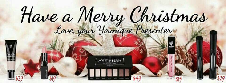 have a younique christmas and happy new year affordable nature based cosmetics that are good for your skin feel and look beautiful all the time