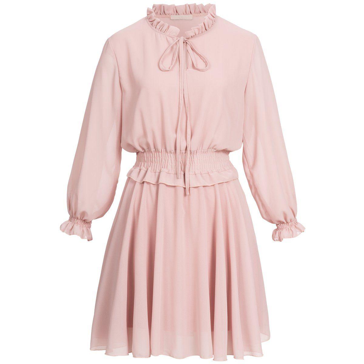 Linda Dress  Kleider, Langärmelige kleider, Modestil