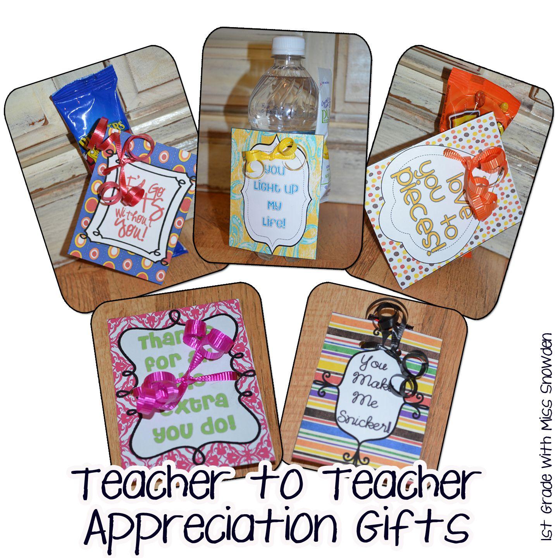 Teacher to teacher gift ideas i will definitely do this with my teacher to teacher gift ideas i will definitely do this with my team this negle Gallery