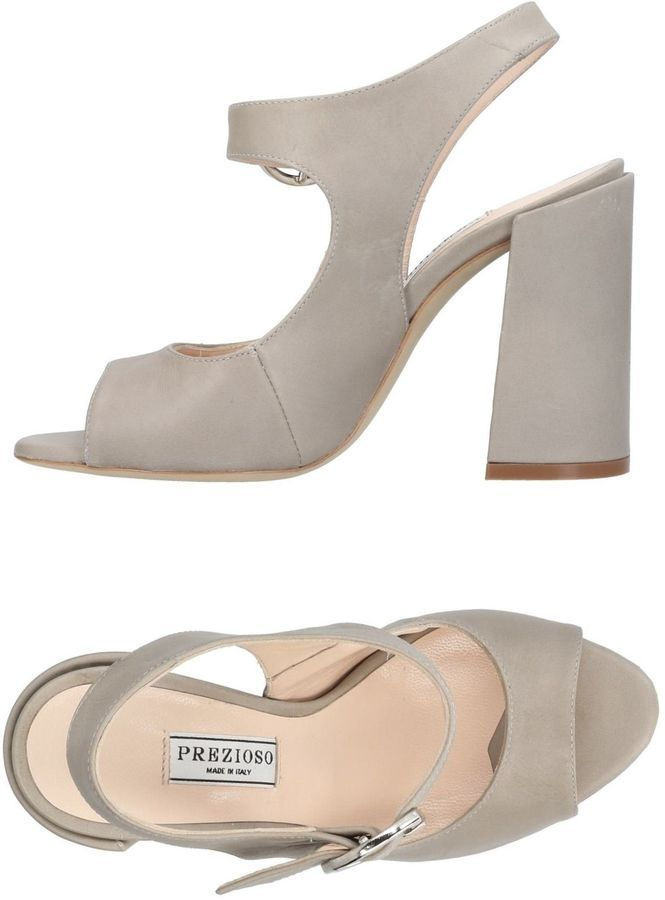 FOOTWEAR - Sandals Prezioso Givfzv8v