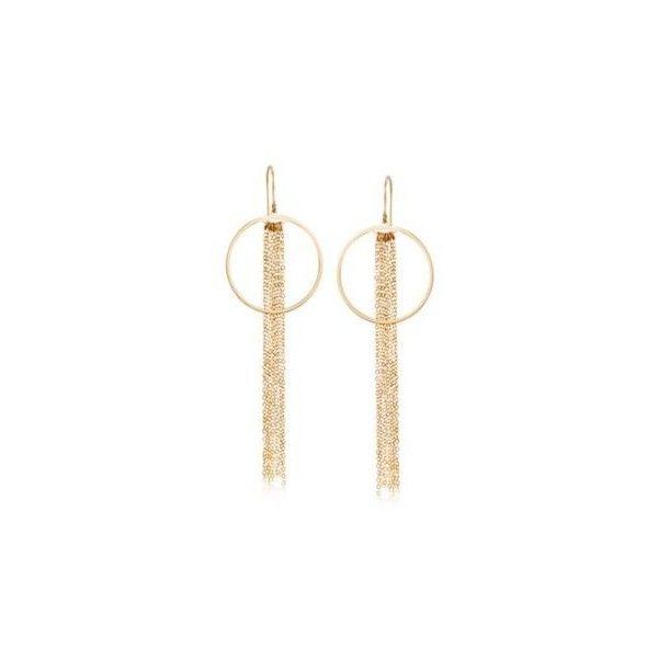 Simons Three-tassel earrings aXn3Vt5PF