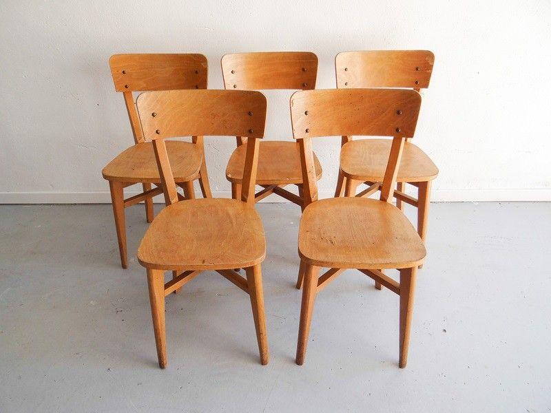 Chaises de bistrot bois vintage collector chic chaise bistrot bois vintage classique - Chaise de bistrot vintage ...