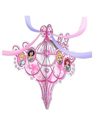 Disney Princess Royal Event Chandelier Disney Princess Party Supplies Princess Party Supplies Disney Princess Party