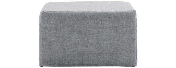 Xtra Footstool With Sleeping Function Modern Sleeper Sofa