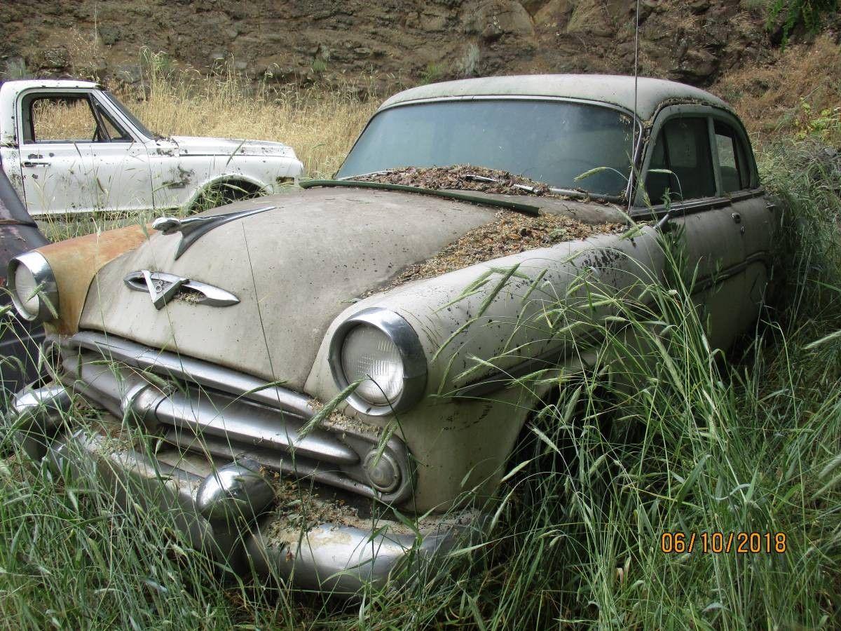 Hemi Field Find: 1954 Dodge Royal
