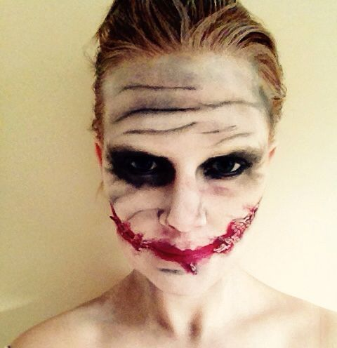 Joker make up by me