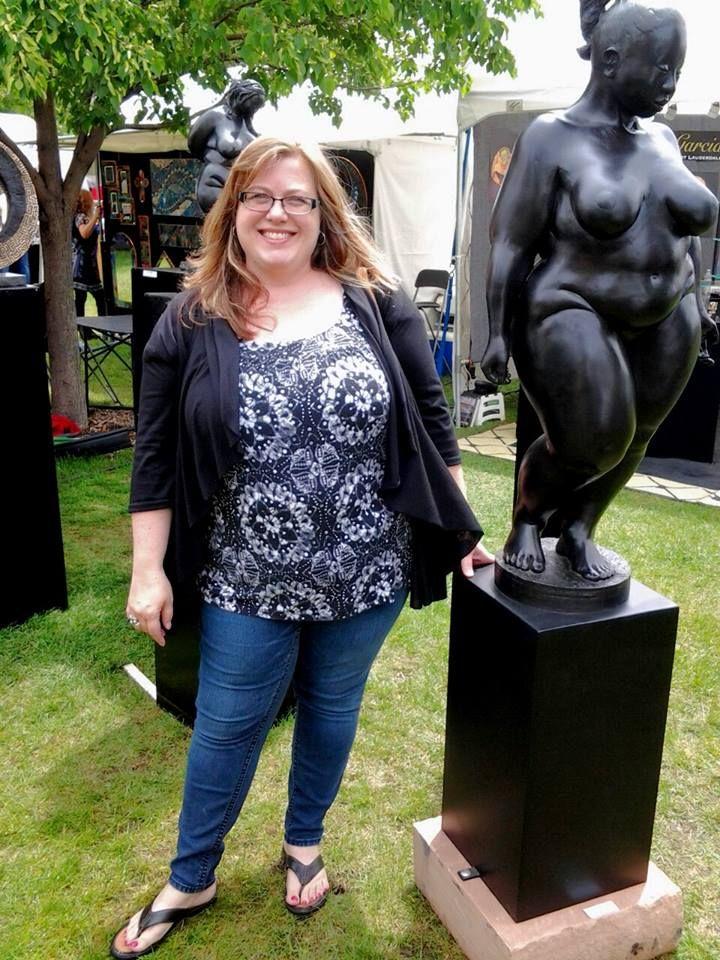 Mature overweight women