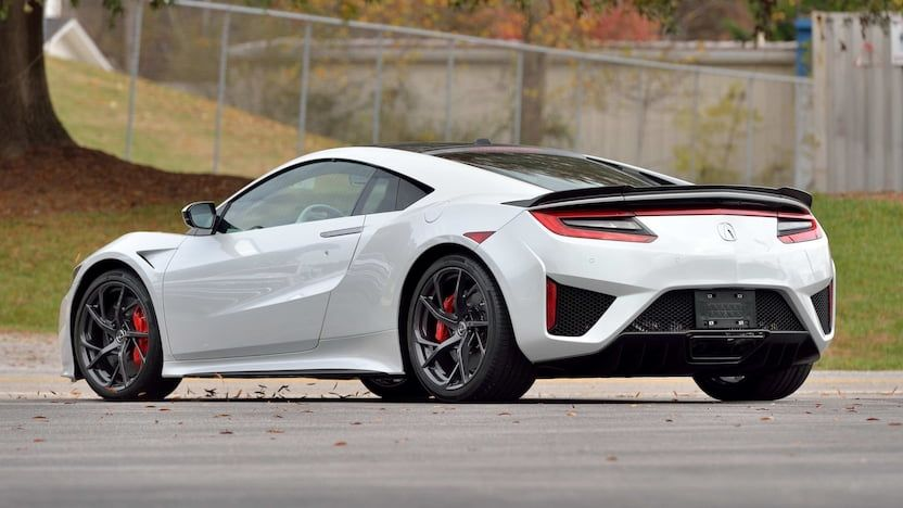 2017 Acura NSX S169 Kissimmee 2019 in 2020 2017