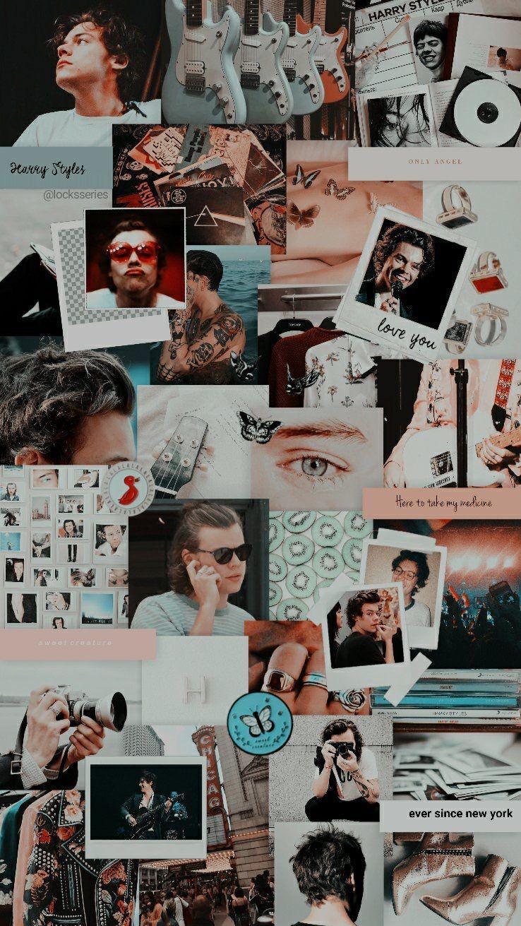 Pin By 1d Potato On Lockscreen Harry Styles Wallpaper Iphone Harry Styles Wallpaper Harry Styles Lockscreen