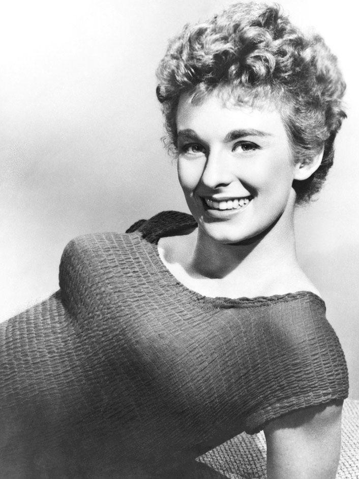 Cloris Leachman Repinned Via Bob Hefferan Young Celebrities
