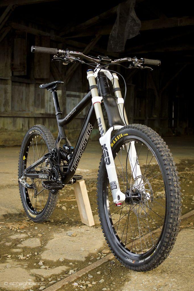Turner Dw Dhr Photo Gallery Mountian Bike Downhill Bike