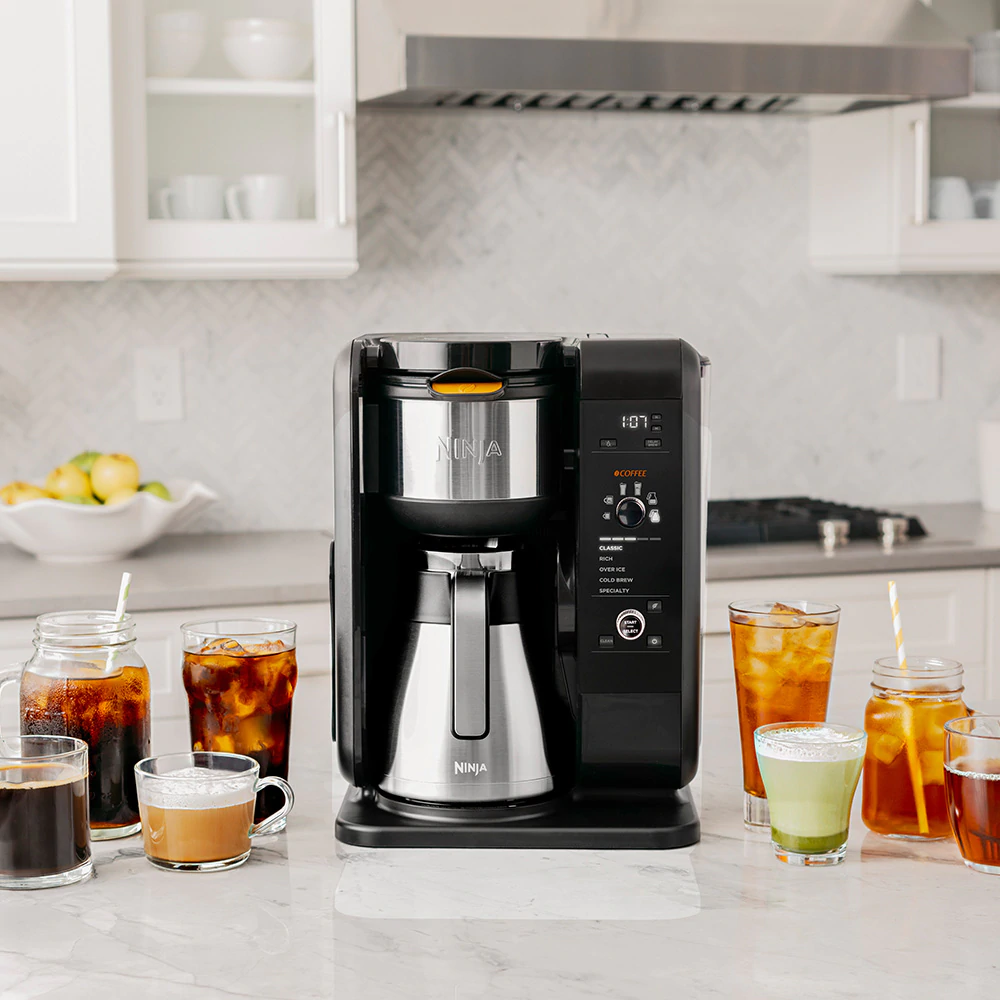 Ninja Hot & Cold Brewed System™ with Thermal Carafe