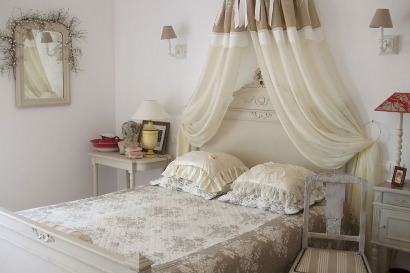 Comment d corer une chambre romantique shabby and country houses - Chambre shabby ...