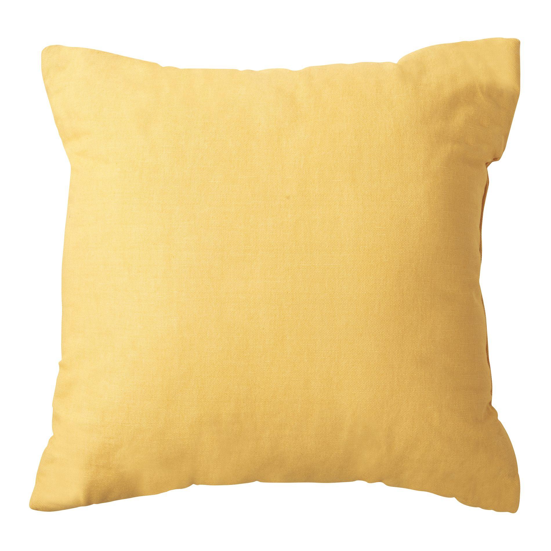 Kmart 10 Yellow pillows, Pillows, Front porch