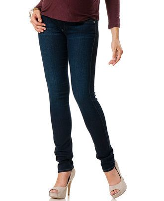 75752e54d53ed maternity skinny jeans. made in USA. | Styling the Bump {Maternity ...