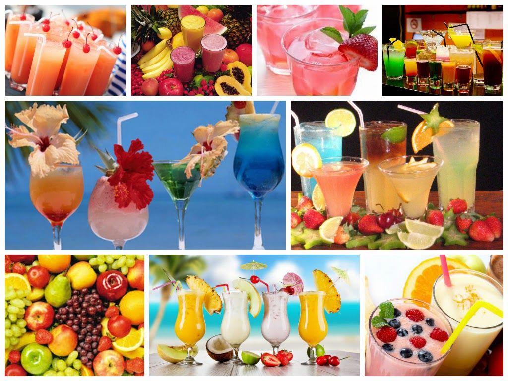 Muitas vezes 30 Drinks e Coquetéis Famosos sem Álcool para Festas, Casamentos e  WN38