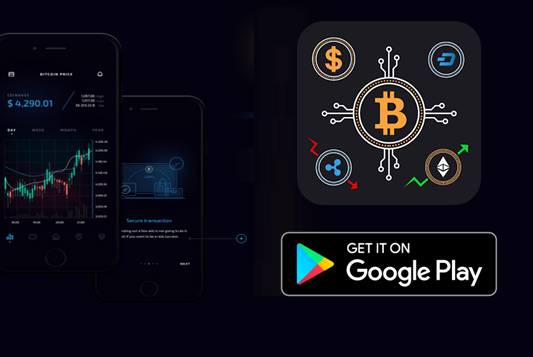 what is the best app for trading cryptocurrency android