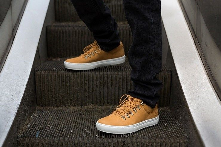 Timberland Timberland Adventure Cupsole Chukka Boots Brown from ASOS USA | Real Simple