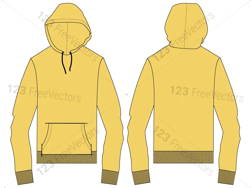 Men S Hoodies Sweatshirts Template Vector And Psd Pack 01 Sweatshirts Hoodie Mens Sweatshirts Hoodie Sweatshirts