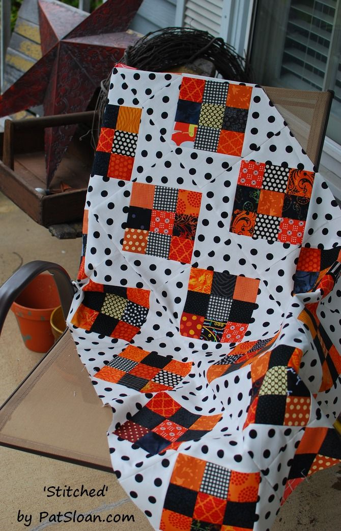 Pat Sloan Stitched The Fall Version Quilt Favorites