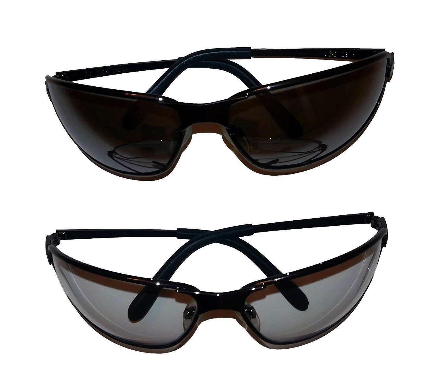Milwaukee Safety Glasses 2 Piece Bundle Glasses, Goggles