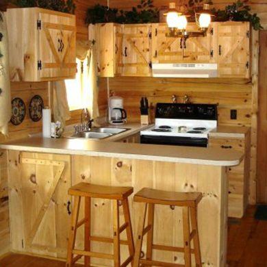 muebles de cocina rusticos - Buscar con Google | Cocinas | Pinterest