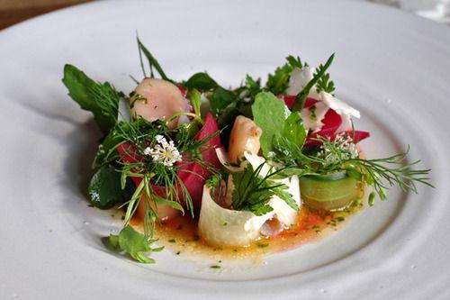 salad noma copenhagen it 39 s time to enjoy pinterest essen kulinarisch und essen und trinken. Black Bedroom Furniture Sets. Home Design Ideas