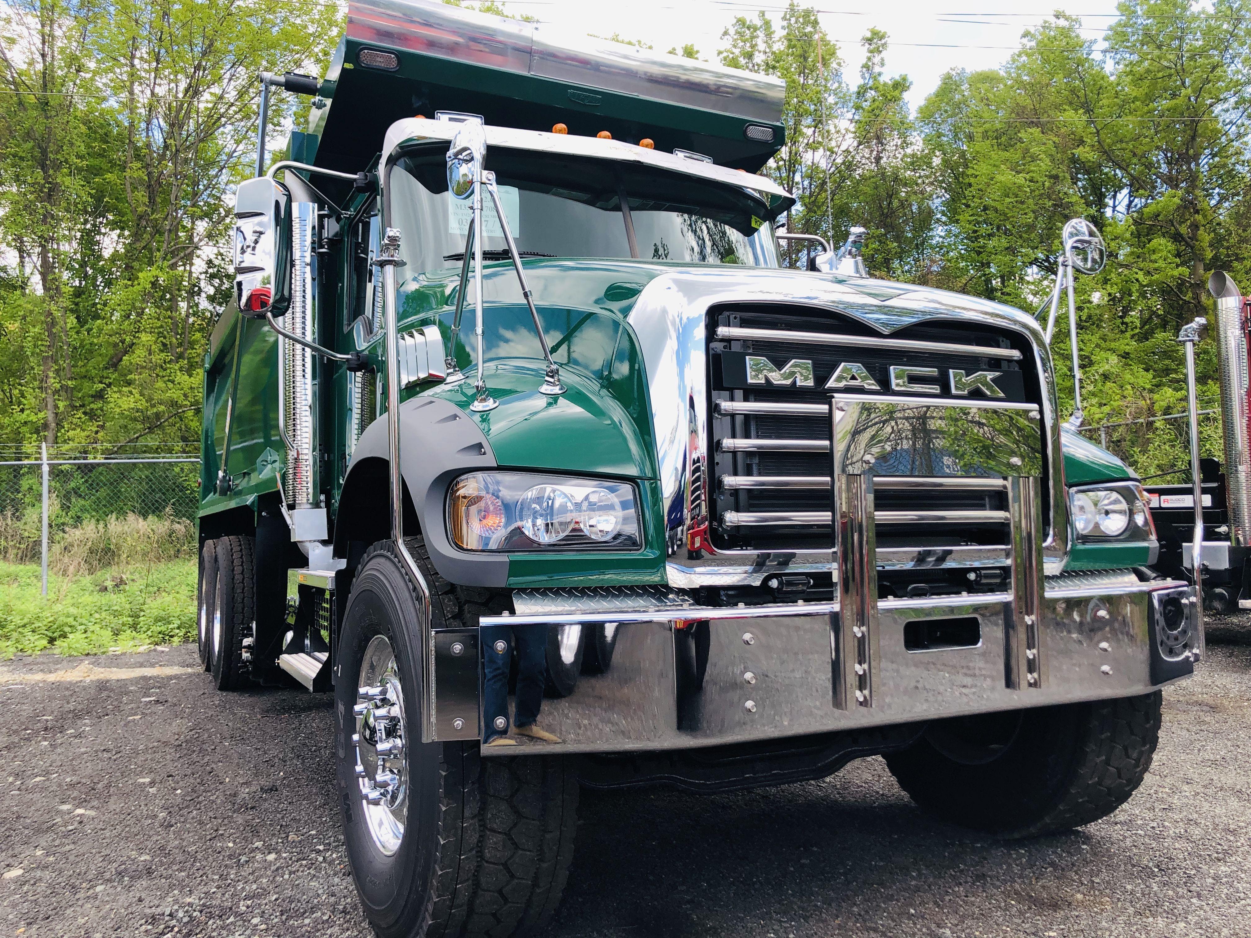 Mack Granite Dump Truck Trucks Dump Trucks Kenworth
