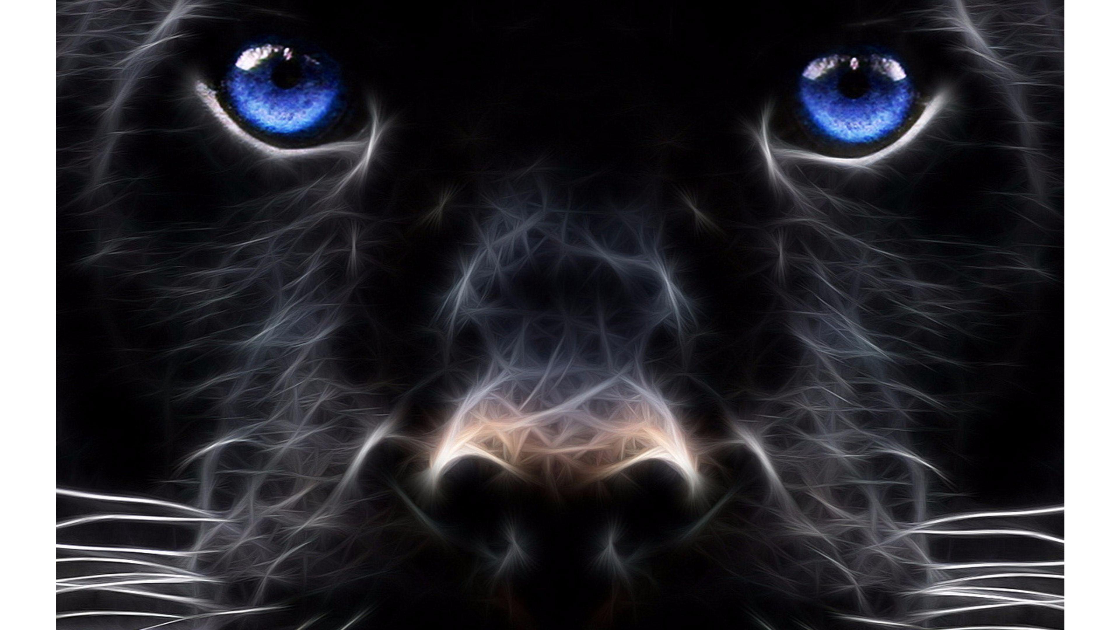 خلفيات كمبيوتر ثلاثية الأبعاد 3d Wallpapers Desktop Backgrounds Tecnologis Black Panther Hd Wallpaper Jaguar Wallpaper Animals