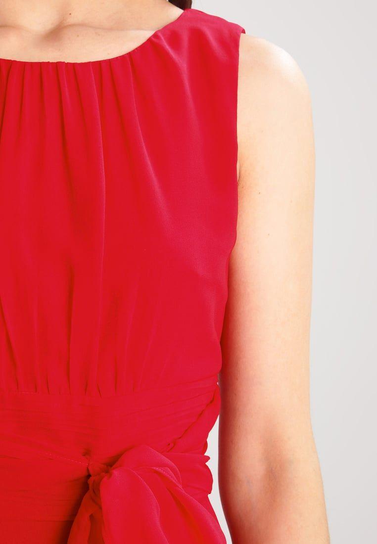92bbb8320 Esprit Collection Robe de soirée - red - ZALANDO.BE   Robe soirée ...